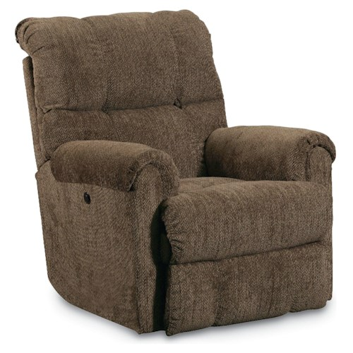 Lane Express Griffin Casual Power Rocker Recliner