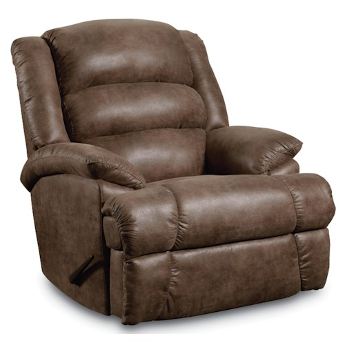 Lane Express Knox Casual Rocker Recliner