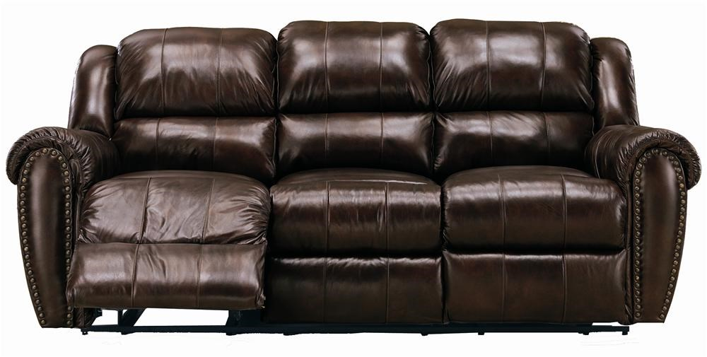 Shown with One End in Reclined Position