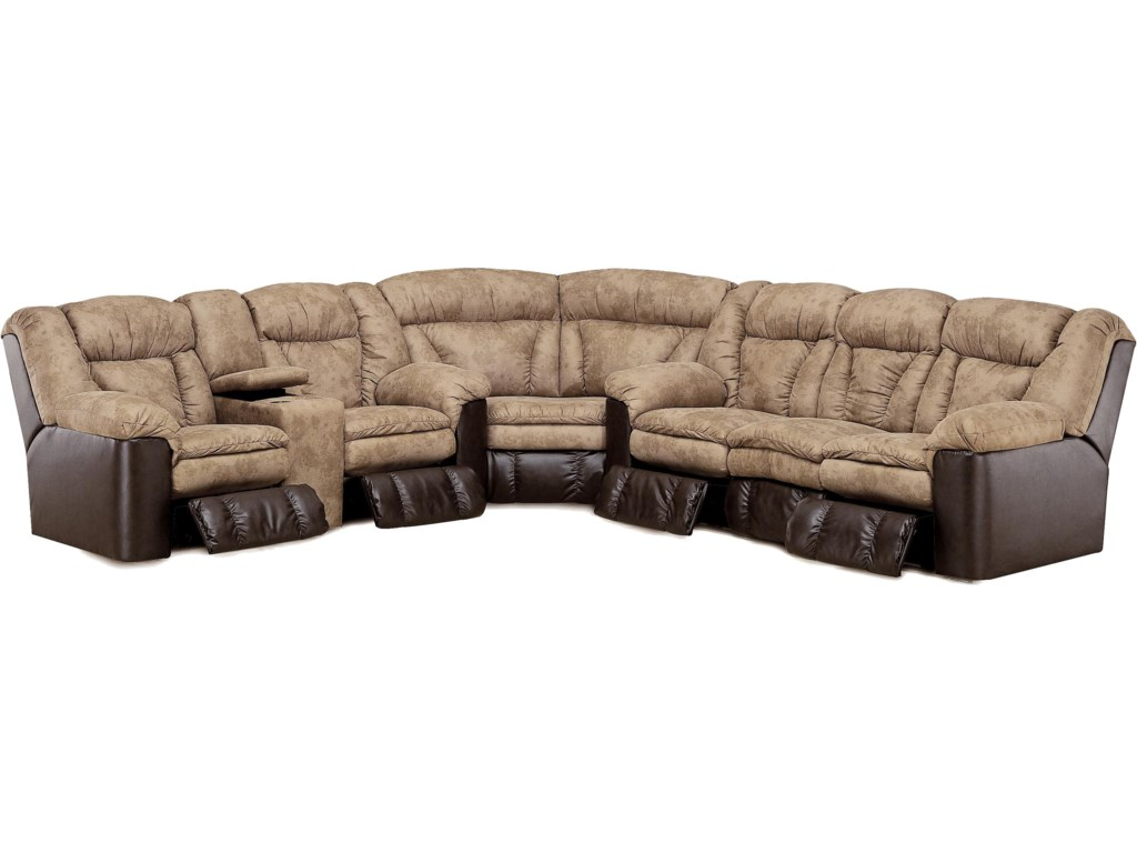 Show as Modular Component in Sectional Sofa Configuration
