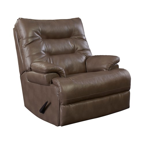 Lane Express Valor Quick Ship Valor ComfortKing® Rocker Recliner