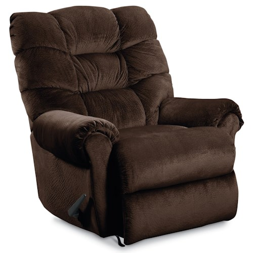 Lane Express Zip Casual Rocker Recliner