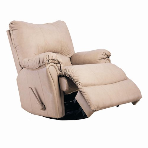 Lane Alpine Glider Recliner W/ Swivel