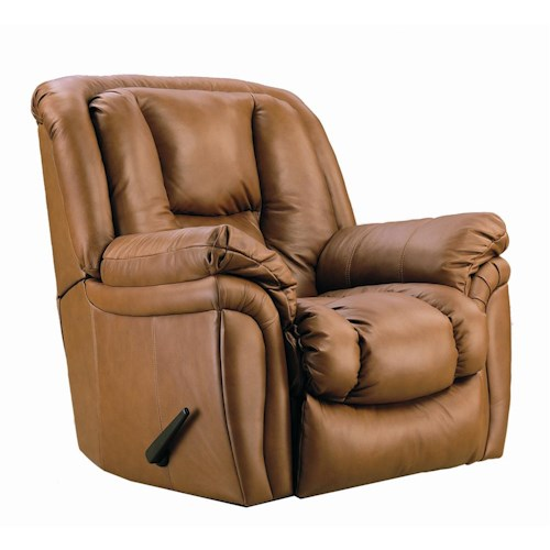 Lane Glider Recliners Saturn Glider Recliner with Swivel Mechanism