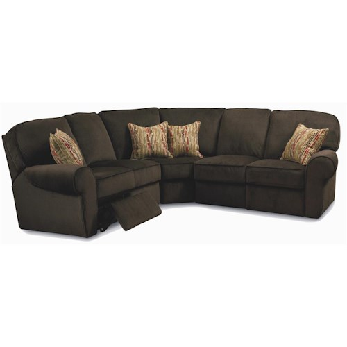 Lane Megan 3 Piece Sectional Sofa