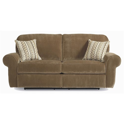 Lane Megan Power Double Reclining Sofa