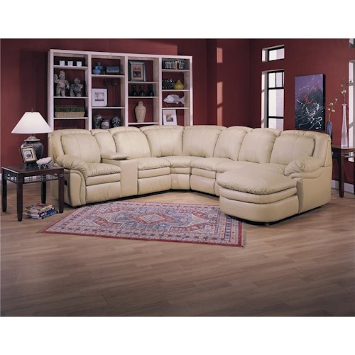 Lane Stallion Sofa Group with Storage