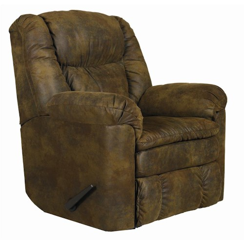 Lane Talon Upholstered Rocker Recliner