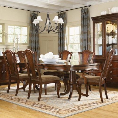 Legacy Classic American Traditions 7Pc Dining Room