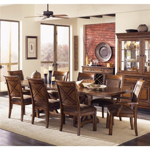 Legacy Classic Larkspur 5Pc Dining Room
