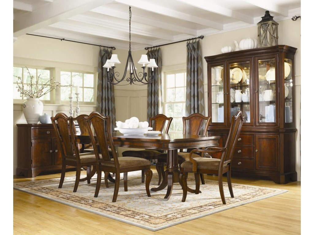 Shown with China Cabinet