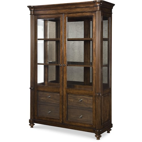Legacy Classic Barrington Farm Display Cabinet with Touch Lighting