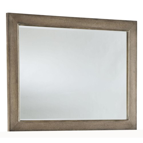 Legacy Classic Brownstone Village Landscape Mirror for Dresser
