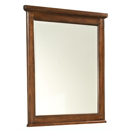 Legacy Classic Kids Dawsons Ridge Dresser Mirror with Beveled Edge