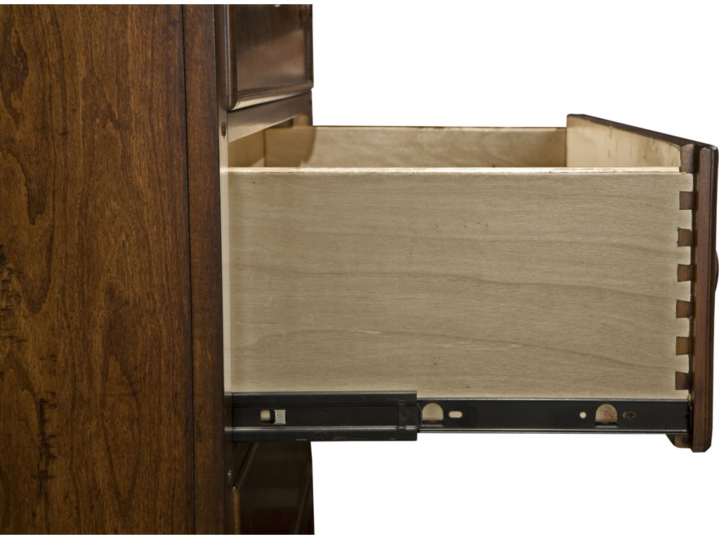 Dovetail Joinery and Full Extension Guides