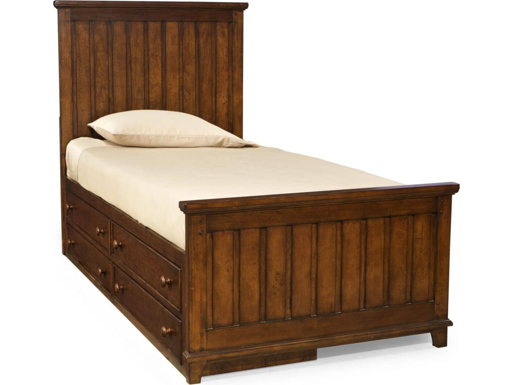 Shown with Trundle Drawer (Sold Separately)
