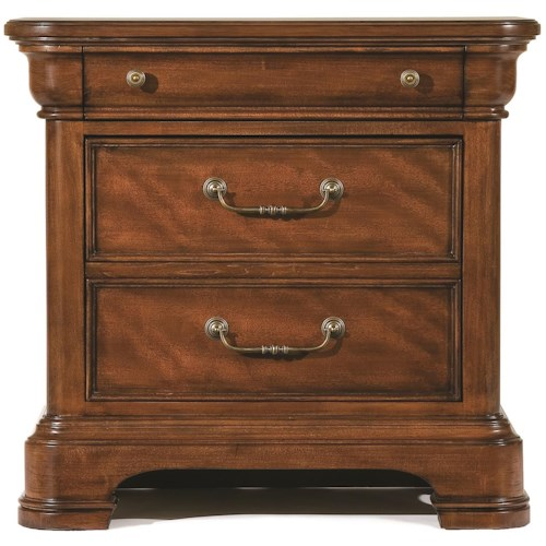 Legacy Classic Evolution Three Drawer Night Stand