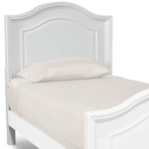 Legacy Classic Kids Madison Twin Size Arched Panel Headboard