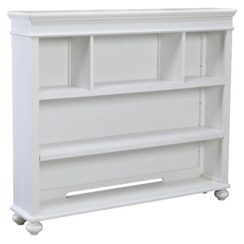 Legacy Classic Kids Madison Convertible Bookcase and Hutch