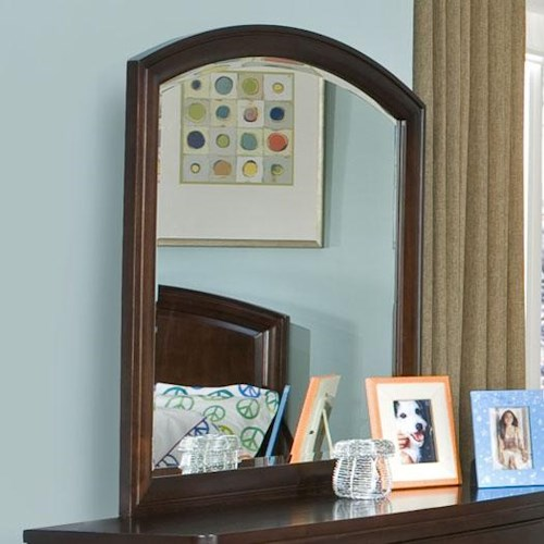 Legacy Classic Kids Park City Arched Dresser Mirror