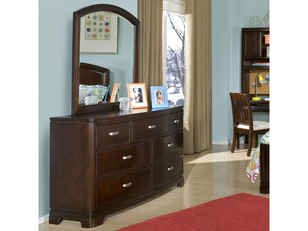 Shown with Adjoining 7-Drawer Dresser