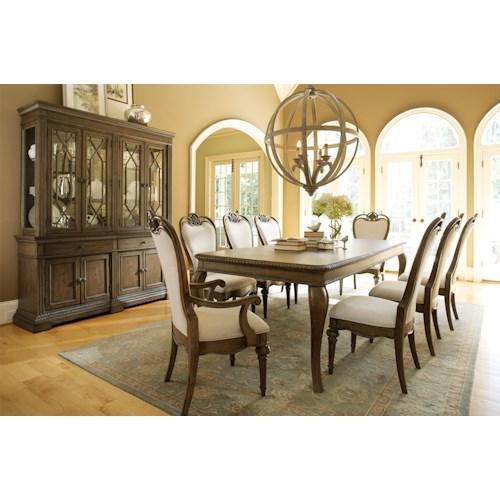 Legacy Classic Renaissance Formal Dining Room Group 1