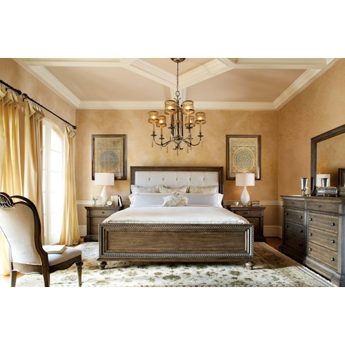 Legacy Classic Renaissance Queen Bedroom Group 1