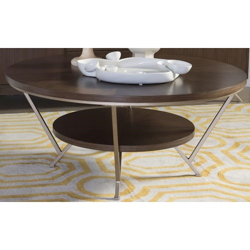 Legacy Classic Soho Round Cocktail Table