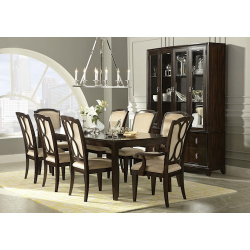 Legacy Classic Sophia Formal Dining Room Group