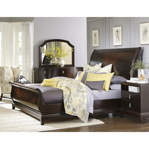 Legacy Classic Sophia Queen Bedroom Group 1