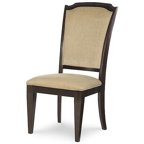 Legacy Classic Sophia Upholstered Ribbon Back Side Chair
