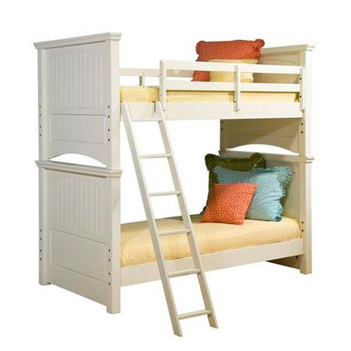 Legacy Classic Kids Summer Breeze Twin-over-Twin Bunk Bed