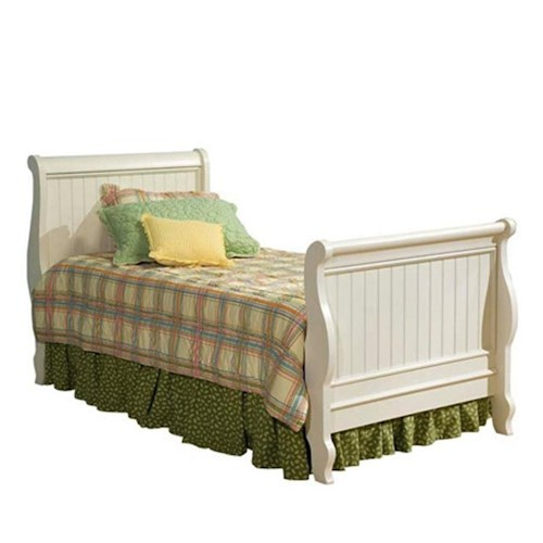 Legacy Classic Kids Summer Breeze Twin Size Youth Sleigh Bed