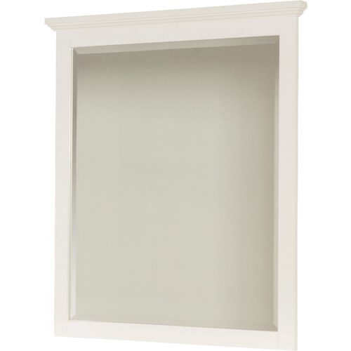 Legacy Classic Kids Academy Dresser Mirror with Beveled Glass