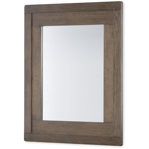 Legacy Classic Kids Turpin Mirror with Wood Frame