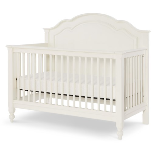 Legacy Classic Kids Harmony Grow with Me Convertible Crib/Toddler Bed/Daybed/Full Bed