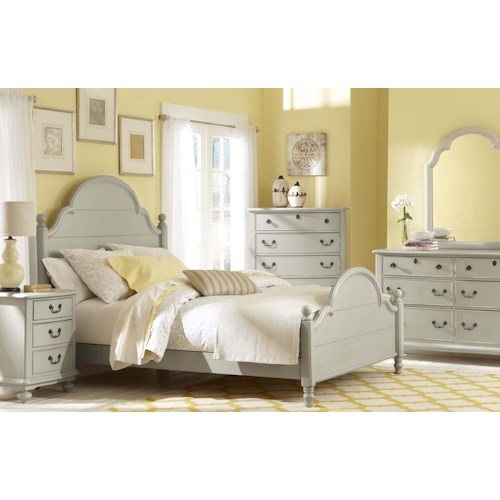 Legacy Classic Kids Inspirations by Wendy Bellissimo Full Bedroom Group 1