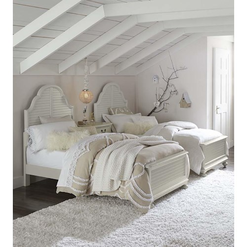 Legacy Classic Kids Inspirations by Wendy Bellissimo Full Bedroom Group 3
