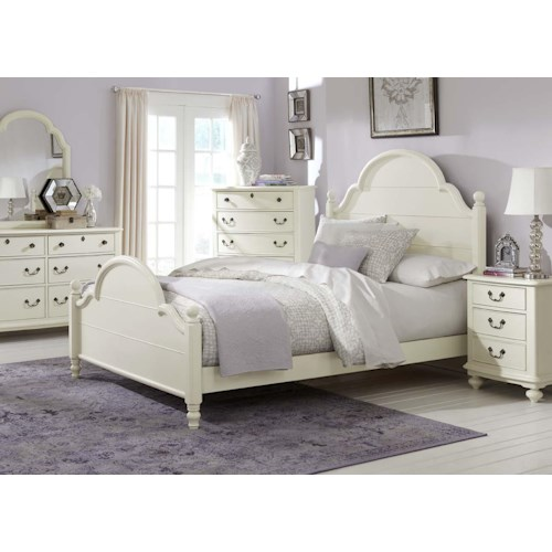 Legacy Classic Kids Inspirations by Wendy Bellissimo Twin Bedroom Group 1