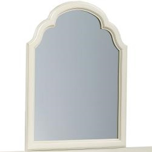 Legacy Classic Kids Inspirations by Wendy Bellissimo Portrait Mirror with Arched Molding