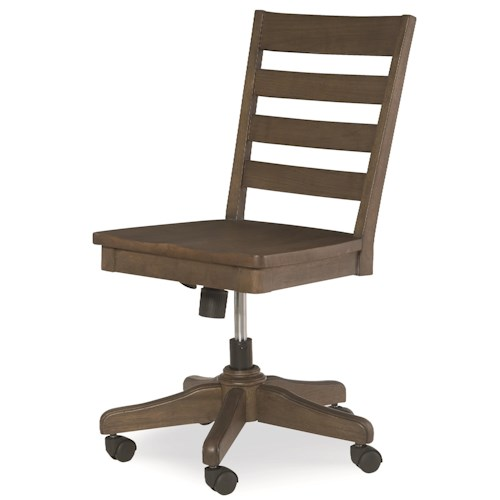Legacy Classic Kids Kenwood Desk Chair with Ladder Back