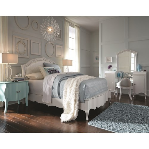 Legacy Classic Kids Tiffany Twin Bedroom Group