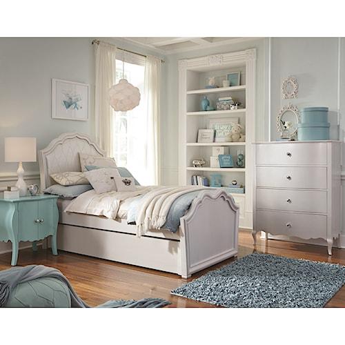 Legacy Classic Kids Tiffany Twin Bedroom Group