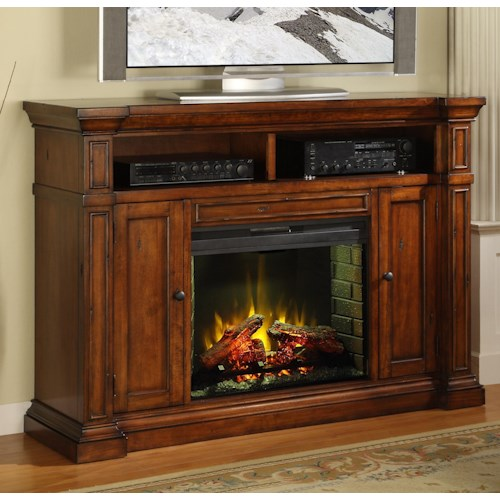 Legends Furniture Berkshire  Fireplace Media Center