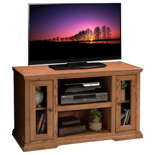 Legends Furniture Colonial Place Two Door 44 Inch TV Cart
