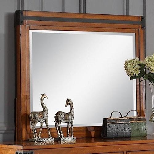 Vendor 1356 Industrial Collection Industrial Mirror