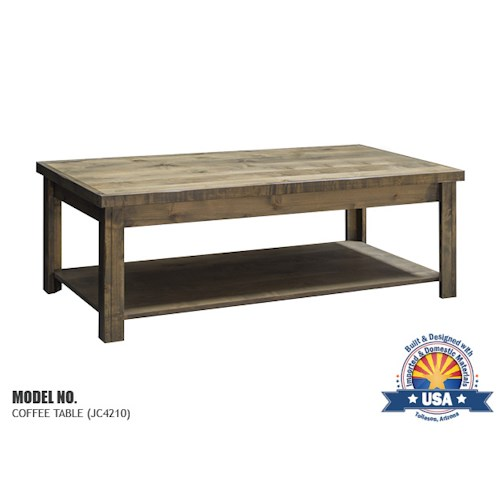 Legends Furniture Joshua Creek Joshua Creek Coffee Table