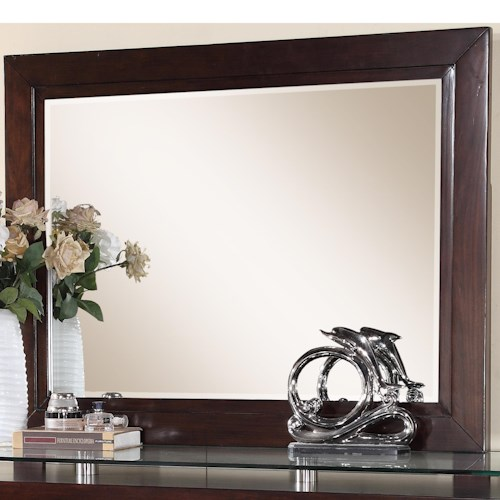 Legends Furniture Novella Contemporary Mirror