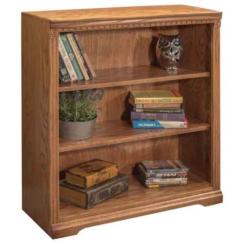 Vendor 1356 Scottsdale 33 Inch Bookcase with Two Adjustable Shelves