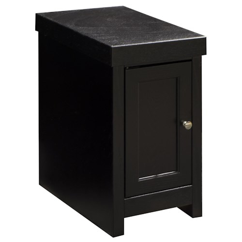 Vendor 1356 Skyline Chair Side Side Table with Door